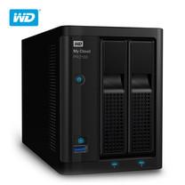 WD My Cloud PR2100 2 Bay/4TB (WDBBCL0040JBK-SESN)