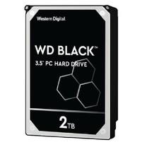 WD Internal Hard Drive BLACK 2 TB ฮาร์ดดิสก์ BLACK 2  TB HDD 3.5(WD2003FZEX)