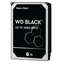 WD Internal Hard Drive BLACK 6 TB ฮาร์ดดิสก์ BLACK  6  TB HDD 3.5 (WD6003FZBX)