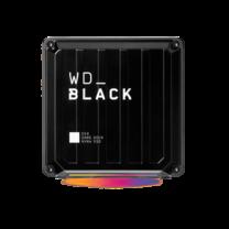 WD_BLACK SSD  D50 External GAME  DOCK SSD 1TB  ฮาร์ดดิสพกพา รุ่น  WD_BLACK SSD  D50 External GAME  DOCK SSD  ความจุ 1 TB