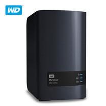 WD My Cloud EX2 Ultra 2 Bay/8TB (WDBVBZ0080JCH-SESN)