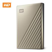 2 TB WD MY PASSPORT ULTRA GOLD  WDBC3C0020BGD-WESN