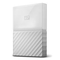 WD NEW MY PASSPORT 1TB (WDBYNN0010BWT-WESN) - WHITE