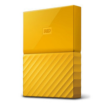 WD NEW MY PASSPORT 1TB (WDBYNN0010BYL-WESN) - YELLOW