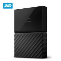 WD NEW MY PASSPORT 1TB (WDBYNN0010BBK-WESN) - BLACK