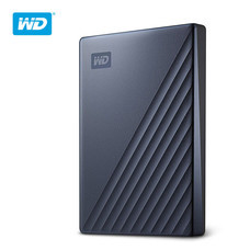 2 TB WD MY PASSPORT ULTRA BLUE WDBC3C0020BBL-WESN