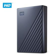 4 TB WD MY PASSPORT ULTRA BLUE WDBFTM0040BBL-WESN