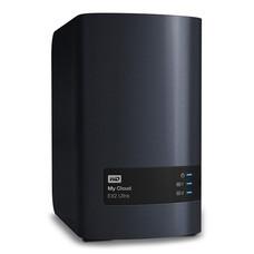 WD My Cloud EX2 Ultra 2 Bay/0TB (WDBVBZ0000NCH-SESN)