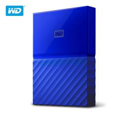 WD NEW MY PASSPORT รุ่น WDBS4B0020BBL-WESN 2TB (7MM) - BLUE