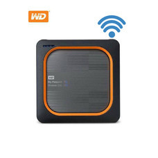 WD NEW MY PASSPORT WIRELESS SSD รุ่น WDBAMJ0020BGY-PESN 2 TB