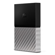 WD MPP ULTRA 1TB (WDBTLG0010BGY-WESN ) - BLACK/GREY