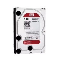 WD Internal Hard Drive NAS 4TB ฮาร์ดดิสก์ NAS 4TB HDD 3.5