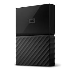 WD NEW MY PASSPORT 4TB (WDBYFT0040BBK-WESN) - BLACK