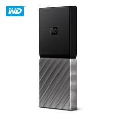 WD NEW MY PASSPORT SSD รุ่น WDBKVX2560PSL-WESN 256 GB