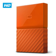 WD NEW MY PASSPORT รุ่น WDBS4B0020BOR-WESN 2TB (7MM) - ORANGE