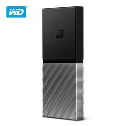 WD NEW MY PASSPORT SSD รุ่น WDBKVX5120PSL-WESN 512 GB
