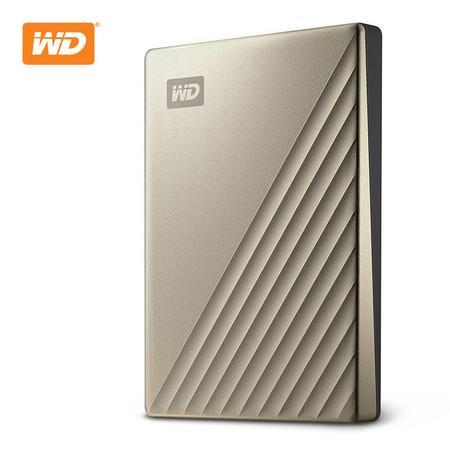 4 TB WD MY PASSPORT ULTRA GOLD WDL-WDBFTM0040BGD-WESN