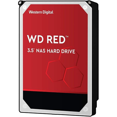 WD Internal Hard Drive NAS 6 TB ฮาร์ดดิสก์ NAS 6 TB HDD 3.5