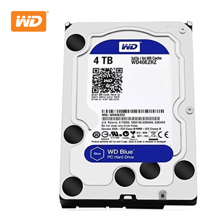 WD Internal Hard Drive ฮาร์ดดิสก์PC 4 TB HDD 3.5
