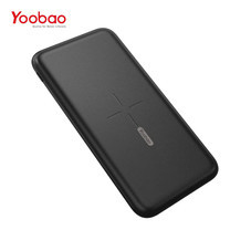 Yoobao Wireless Power Bank W13 13000 mAh - Black