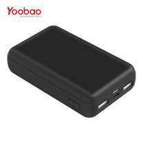 YOOBAO POWERBANK M25-V3 20,000 mAh - Black