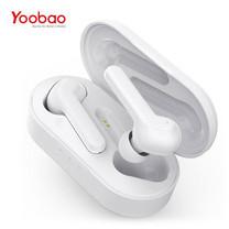 หูฟัง Yoobao TWS earphone YB-505 - White