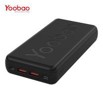Yoobao Power Bank B20-V2 30000 mAh - Black