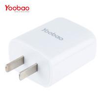อะแดปเตอร์ Yoobao USB Quick Charger 2.0 YB-711 - White