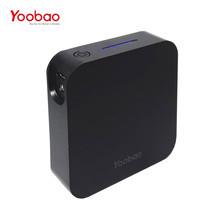 แบตเตอรี่สำรอง Yoobao Power Bank รุ่น YB-C13 13000mAh - Black