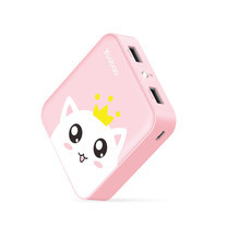 แบตเตอรี่สำรอง Yoobao Power Bank M25-V2 20000mAh - M4 Pink Cat