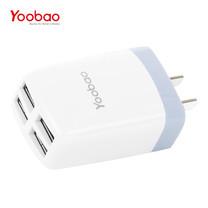 อะแดปเตอร์ Yoobao Charger YB703 (4 x USB Ports)