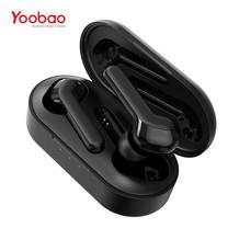หูฟัง Yoobao TWS earphone YB-505 - Black