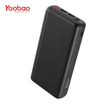 Yoobao Power Bank B20 30000 mAh - Black