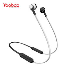 หูฟังบลูทูธ Yoobao bluetooth earphone YB-503 - Silver