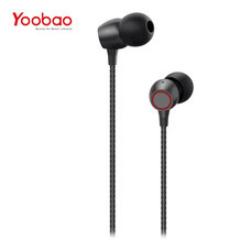 หูฟัง Yoobao Wire earphone YBL3 - Black