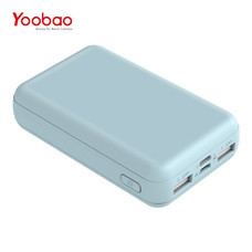 YOOBAO POWERBANK M25-V3 20,000 mAh - Blue