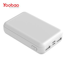 YOOBAO POWERBANK M25-V3 20,000 mAh - White