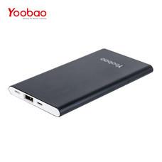 แบตเตอรี่สำรอง Yoobao Power Bank YB-P8 8000mAh - Black