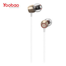 หูฟัง Yoobao Wire earphone YBL3 - Gold
