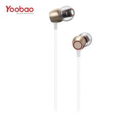 หูฟัง Yoobao Wire earphone YBL3 - Gold