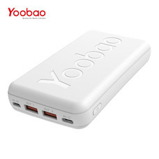 Yoobao Power Bank B20-V2 30000 mAh - White