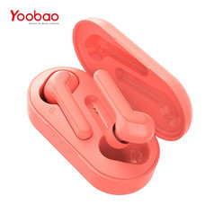 หูฟัง Yoobao TWS earphone YB-505 - Red
