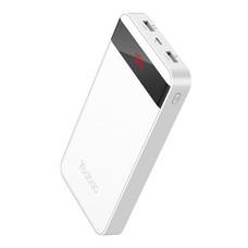แบตเตอรี่สำรอง Yoobao Power Bank รุ่น YB-Q30 30000mAh - White