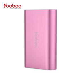 แบตเตอรี่สำรอง Yoobao Power Bank YB-SP10 10000mAh - Pink