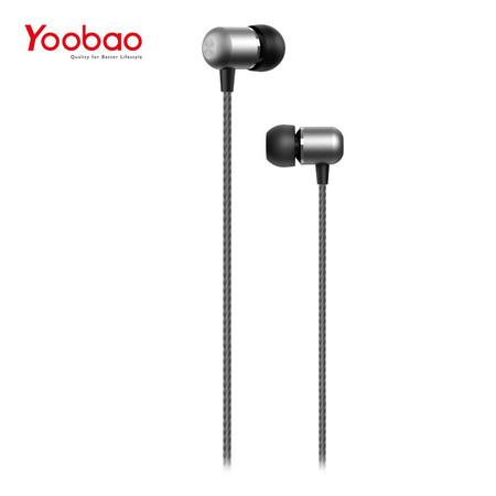 หูฟัง Yoobao Wire earphone YBL1 - Metal