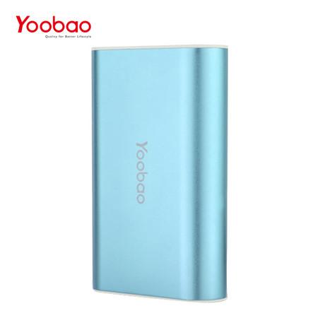 แบตเตอรี่สำรอง Yoobao Power Bank YB-SP10 10000mAh - Blue