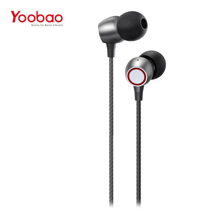 หูฟัง Yoobao Wire earphone YBL3 - Metal