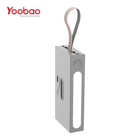 Yoobao Power Bank B20-V3 30000 mAh - Grey