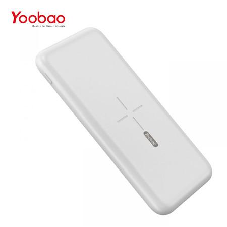 Yoobao Wireless Power Bank W13 13000 mAh - White