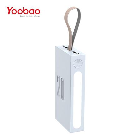 Yoobao Power Bank B20-V3 30000 mAh - Blue
